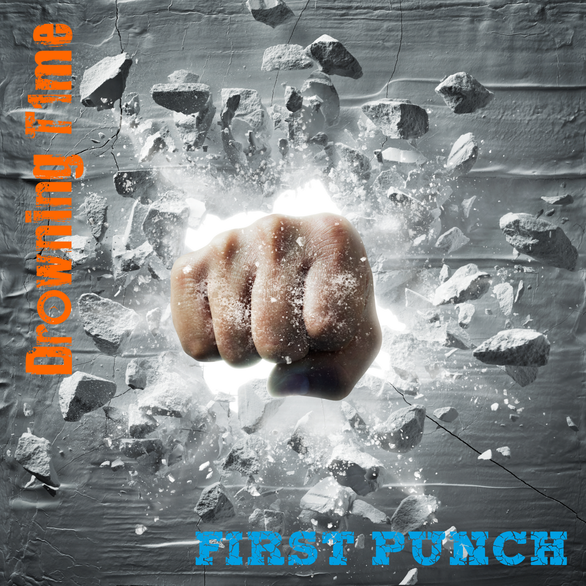 CD-Cover - First Punch